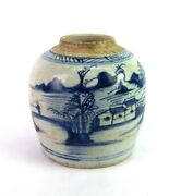 Chinese Ceramic Kitchen Pot Pickle Jar Rare Ceramic Antique Collectible I59-103