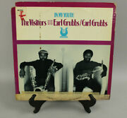 Visitors Earl And Carl Grubbs In My Youth Lp 1st Press Muse Mr 5024 Wlp Vg/vg+