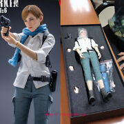 Swtoys Resident Evil Sherry Birkin 1/6 Action Figures Toys Fs017 In Stock