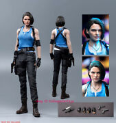 Mttoys Resident Evil Jill Valentine 1/6 Action Figures Toys In Stock