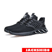 Mens Lightweight Work Safety Shoes Indestructible Steel Toe Cap Boots Sneakers