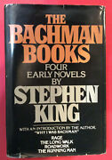 The Bachman Books - Four Early Novels By Stephen King - Hardcover W Dj