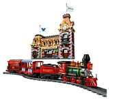 Lego Disney Train And Station Powered Up Set 71044 2925 Pieces New, Mint