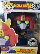 Funko Pop Animated Voltes V Robot Exclusive Philippines In Hand Usa