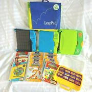 Leapfrog Leappad Learning Game System Family Pack 35 Pieces Leap Frog Pad