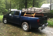 Hotmetalfab Midsize Over Bed Rack Nissan Mounting Brackets Holds Rooftop Tent