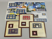 Pcs Custom Panels Us Proof And Uncirculated Coin Sets 1965 1966 1968 1969 1980 '89