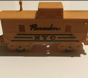 Replacement Vintage Louis Marx Pacemaker Nyc Caboose Usa Electric Train 4205