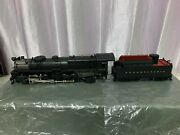 Challenger Imports Cil Brass Prr Class N1s 2-10-2 Steam Locomotive And Tender