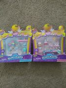 Lot Of 2 Brand New Shopkins Happy Places Royal Trends 2020 Wedding Season Arch