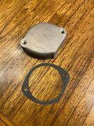 New Vintage Bmw R27 Points Cover+gasket