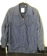 Us Navy Womans Utility Jacket Size 2xl Used Nice Condition