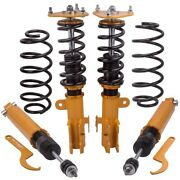 Coilover Suspension Kits For Toyota Corollae170 13-19 Shock Struts Adj. Height