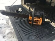 Poulan Pro Model 335 Chainsaw W/ 20 Bar And Chain -54cc-