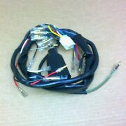 Yamaha Dt125 Dt175 1974/75 New Wire Loom Harness As 458-82590-40