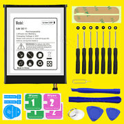 For T-mobile Alcatel A30 8.0 9024w Tablet Battery Tlp040j1 Replacement 4100mah