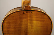 Old Germany Violin -listen To The Video Stainer Model, 1921 Mittenwald