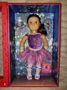 American Girl Nutcracker Sugar Plum Doll Mouse King And Land Of The Sweets Outfit
