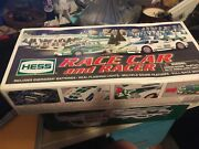 Brand New In Box Hess 2009 Toy Truck Race Car And Racer - Lights And Sound