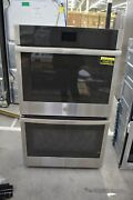 Ge Jtd5000snss 30 Stainless Convection Double Wall Oven Nob 104516