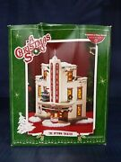 A Christmas Story Department 56 Uptown Theatre - New In Box