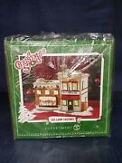 A Christmas Story Department 56 Leg Lamp Factory - Brand New