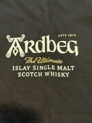 Ardbeg Scotch Whisky Mens T Shirt Size X-large Xl Impossible To Find Brand New