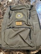 Ardbeg Scotch Whisky Backpack Laptop Bag Daypack Impossible To Find Brand New