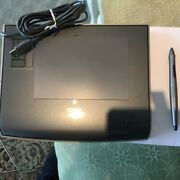 Wacom Intuos3 4x 6 Drawing Tablet Ptz431w With Wireless Stylus Pen Included
