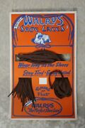 Vintage Walrus Shoe Laces Store Counter Display New