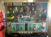 Roblox Adopt Me Pet Store 40 Pieces Play Set Celebrity Collection