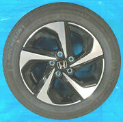 Honda Civic And Insight 2021 Oe Wheels And Tires 4 16 Oem Rims And Michelin Tires