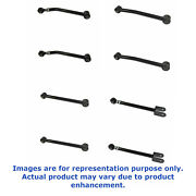 Spc Performance Front And Rear Upper And Lower Pair Control Arms For Jeep Wrangler