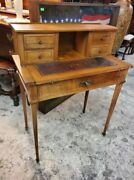 Antique French Lady's Writing Desk – Small Desk – Very Nice