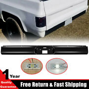 Roll Pan For 1973-1987 Chevrolet C10 With License Plate Holes Light Kit Rear