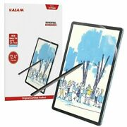 Screen Protector Paper Like Matte Pet Anti Glare Painting Film For Samsung Tab