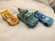 Disney Pixar Cars Colour Changers Change Color New Loose Tokyo Drift Toy Gift