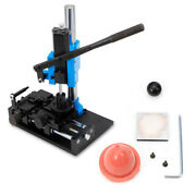 Up-50 Manual Watch Dial Pad Printing Machine For Small Batch Dial 600pcs / Hr