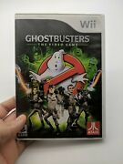 Ghostbusters The Video Game Nintendo Wii Complete In Box