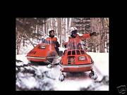 Rupp Nitro And Nitro F/a 340 440 Parts Manuals For Snowmobile Service And Repair