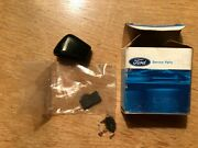 1960and039s Ford Front Left Front Bench Seat Adjuster Knob With Clip-in Original Box