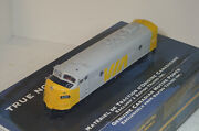 Rapido 220534 Via Rail Grey Ghost Fp9a Limited Edition Certificate 48