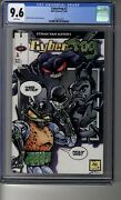 Cyberfrog 1994 2- Cgc 9.6 White Pages - Cover By Ethan Van Sciver