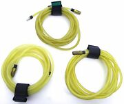 Lot Of Three Msa Safety 10040665 10 Foot Sample Line For Msa Altair Gas Detector