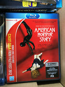 American Horror Story The Complete First Season Blu-ray Disc New Oop Target