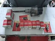 Mallory Dual Point Distributor With Spare Parts Fits Corvair