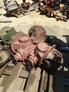 Military Rockwell Differential 6.44 To 1 Ratio G744 5 Ton 6x6 Unused Take Out