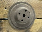 1955 1956 1957 58 59 Pontiac Catalina Bonneville Chieftain V8 Pulley Water Pump