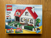 Lego 4956 - House - Creator - Model - Building - Town - New In Sealed Box - Rare