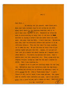 Hunter S. Thompson Letter Signed From 1966 Re Rum Diary